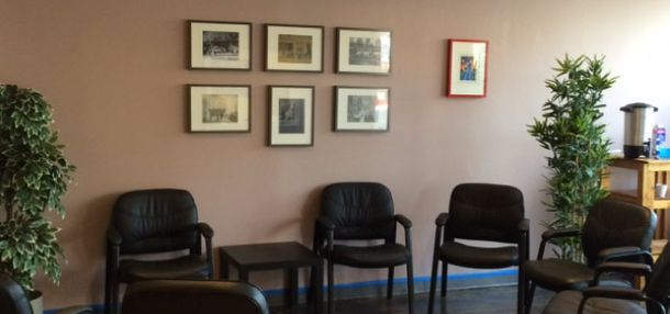 Grand River Pharmacy & East Brant Clinic | Waiting Room